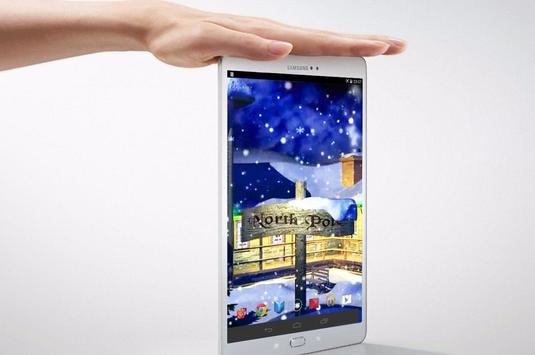 3D Christmas Live Wallpaper screenshot 2