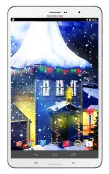 3D Christmas Live Wallpaper screenshot 4