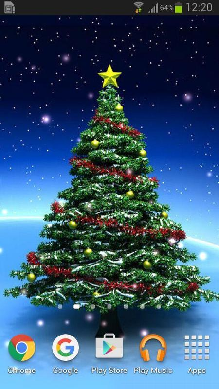 christmas trees live wallpaper apk download free lifestyle app for