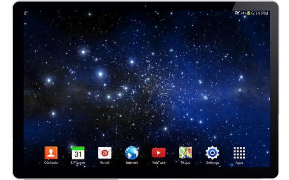 Galaxy 3D Live Wallpaper Apk Screenshot