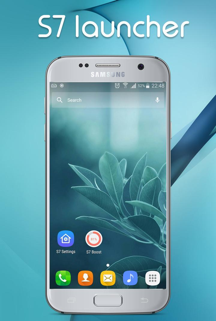 S7 Launcher Galaxy for Android - APK Download