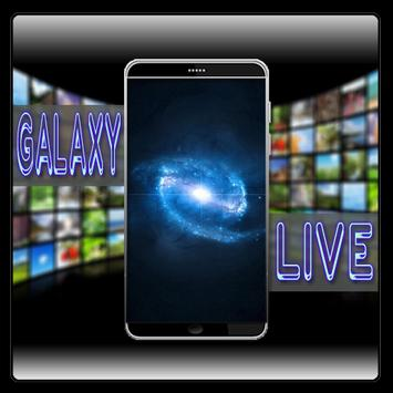 Galaxy Live Wallpaper screenshot 5