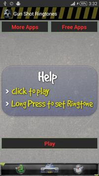 Gun Shot Ringtones screenshot 2