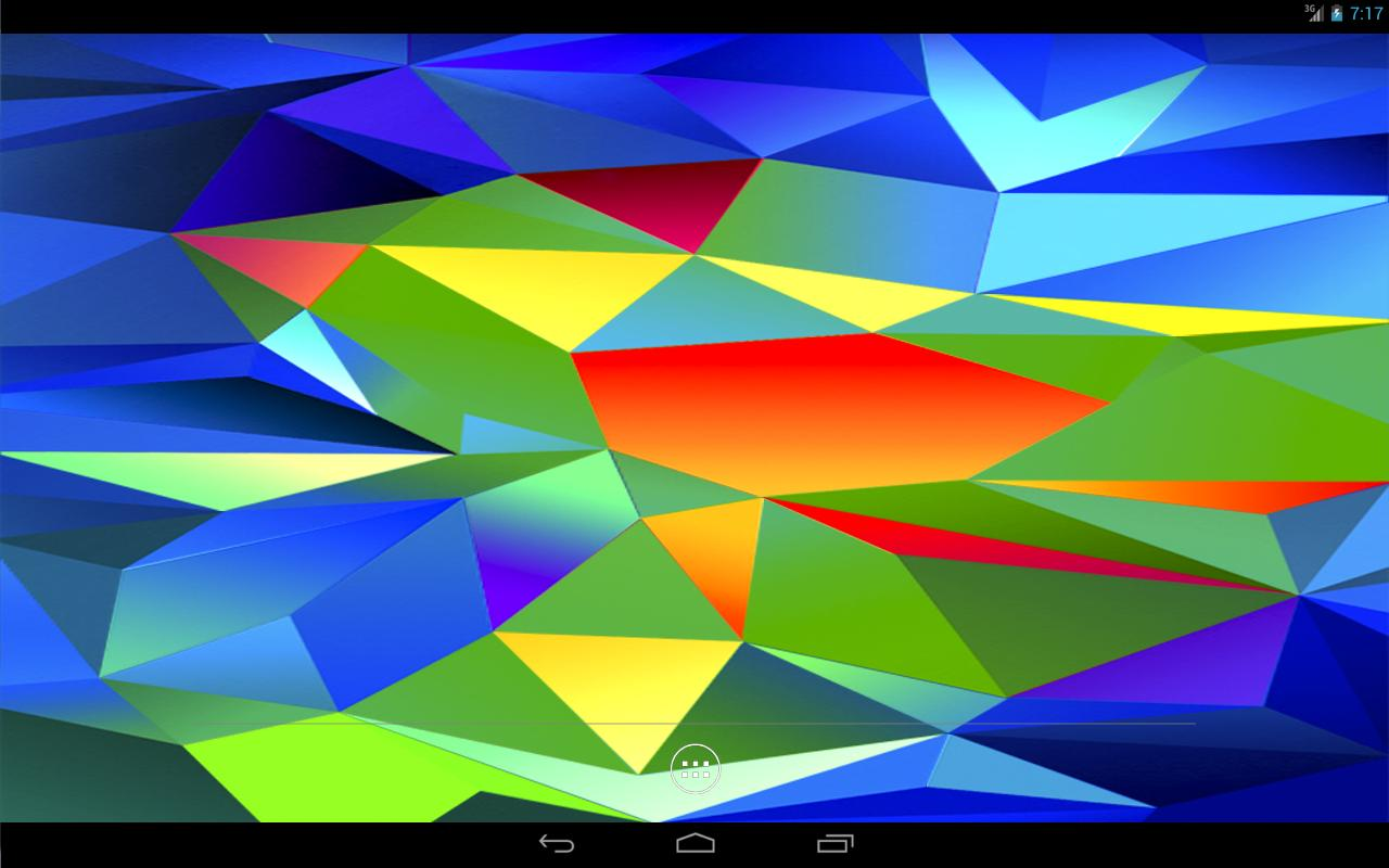 Galaxy S5 Live Wallpaper Screenshot 6