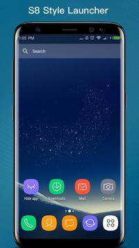 S S9 Launcher - Galaxy S8/S9 Launcher, theme, cool poster