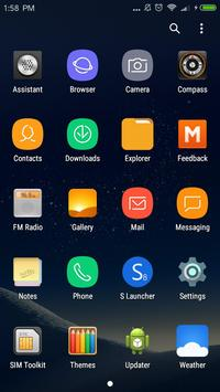 S S8 Launcher - Galaxy S8 Launcher, theme, cool apk screenshot