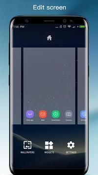 S S9 Launcher - Galaxy S8/S9 Launcher, theme, cool apk screenshot