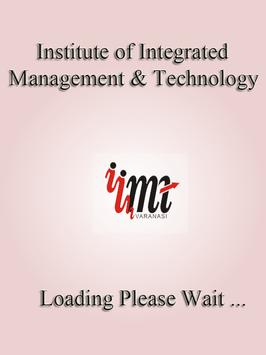 Institute of Integrated Mgmt poster