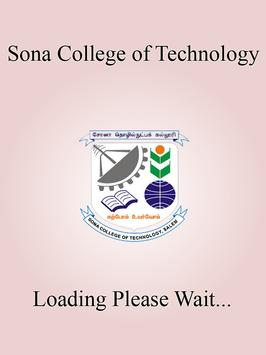 Sona College of Technology poster
