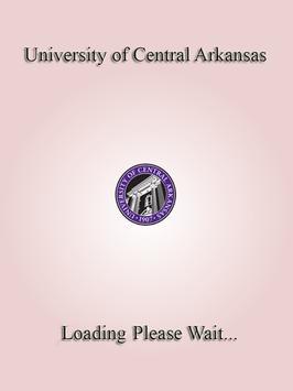 University of Central Arkansas poster