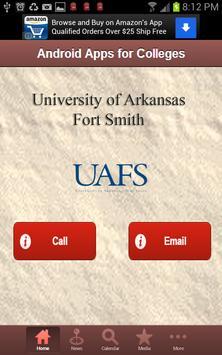 Univ. of Arkansas Fort Smith screenshot 13