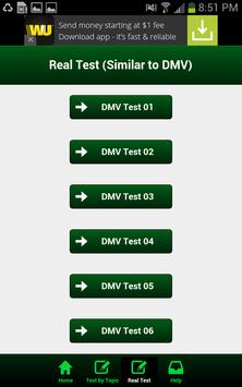 Alabama CDL Driving Test apk screenshot