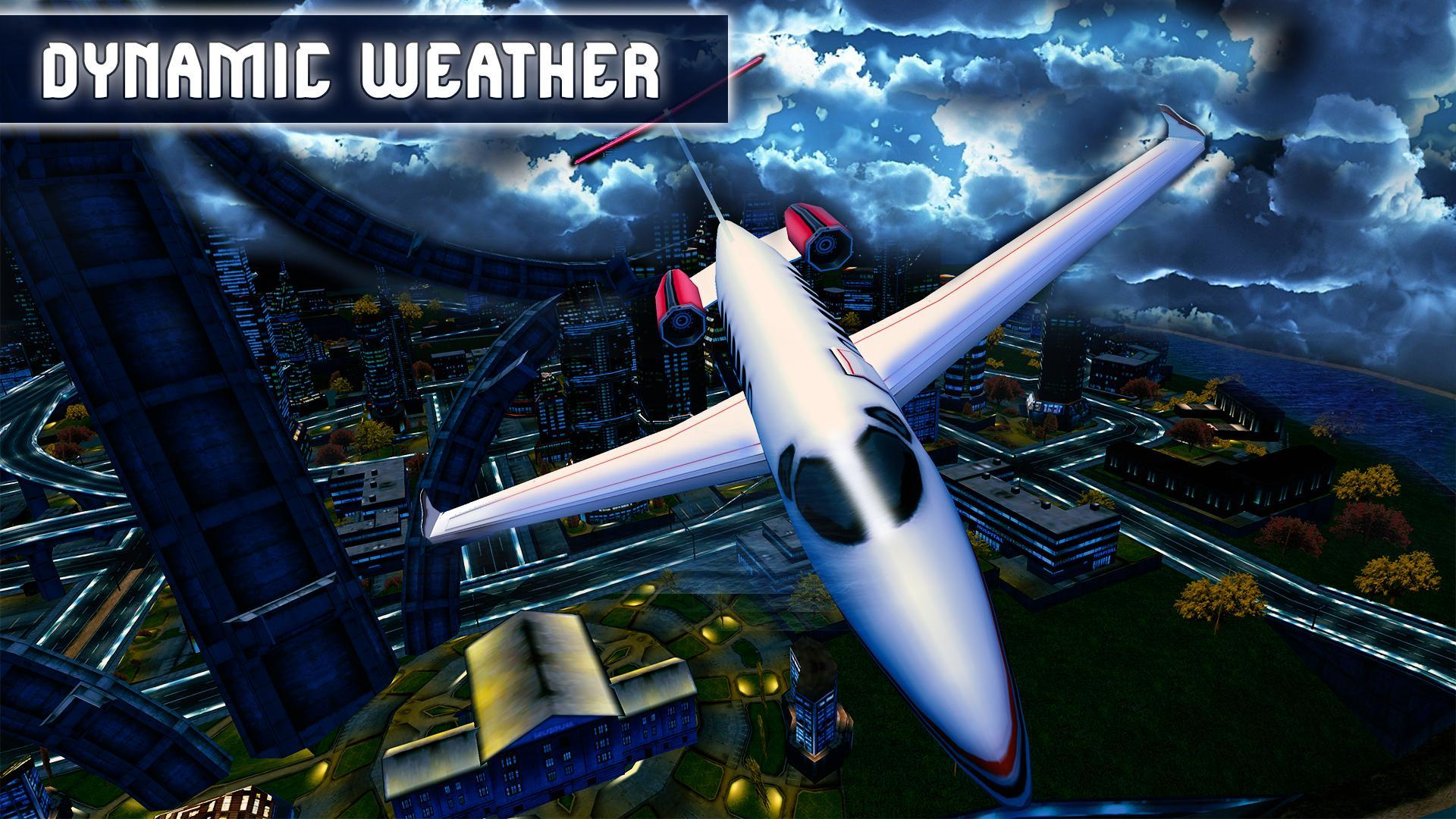 Airplane Crazy Flying Simulator 3D 2018 for Android - APK