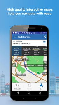 Galactio Navigation(Sri Lanka) screenshot 3