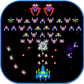 Space Invaders :Classic Galaga icon