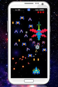 Space Invaders :Classic Galaga poster