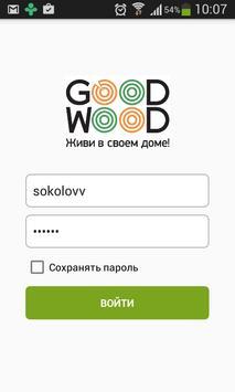 Good Wood AK poster
