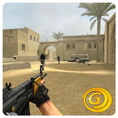 Jungle Counter Strike Commando icon