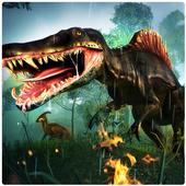 Jurassic Assasin: Dino Hunter icon