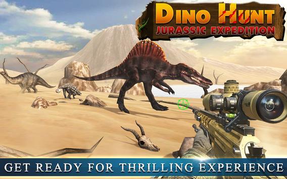 Jurassic Assasin: Dino Hunter apk screenshot