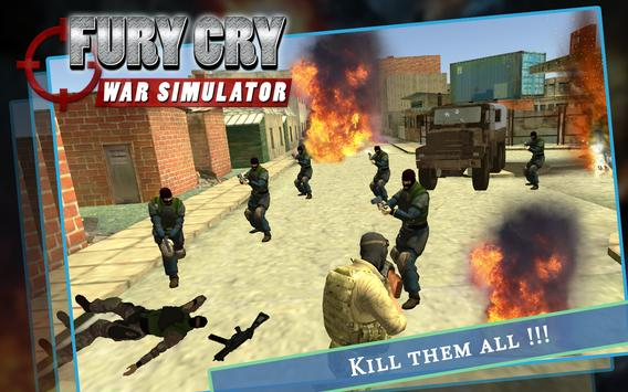 Blackwater: Fortress Destroyer screenshot 1