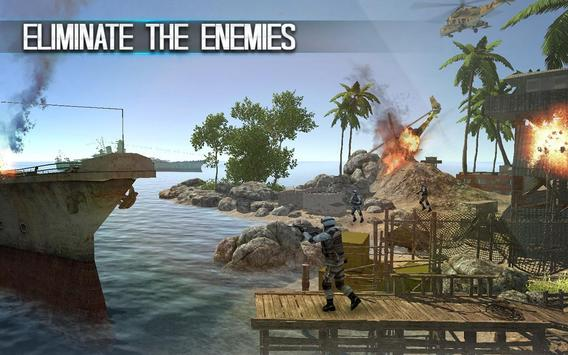 Gunner Gunship World War apk screenshot