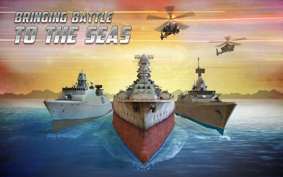 Navy Battle World War poster