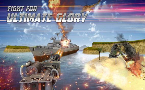 Navy Battle World War screenshot 11