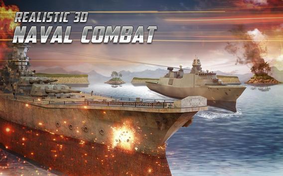 Navy Battle World War screenshot 1