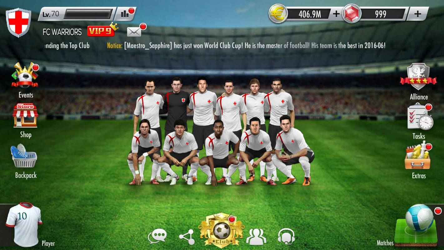 football master apk download   gratis olahraga permainan
