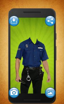 Police Photo Suit screenshot 4