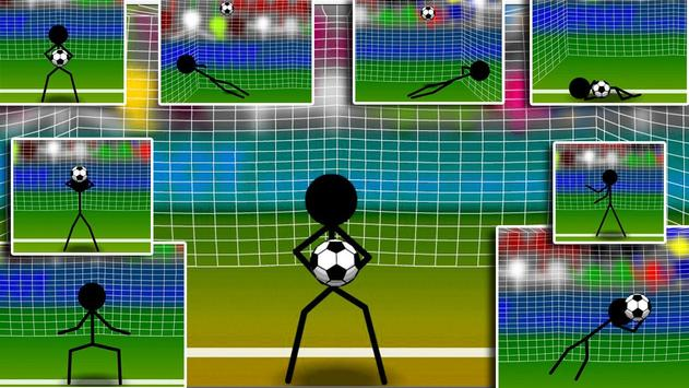 Super Stickman Goalkeepers poster
