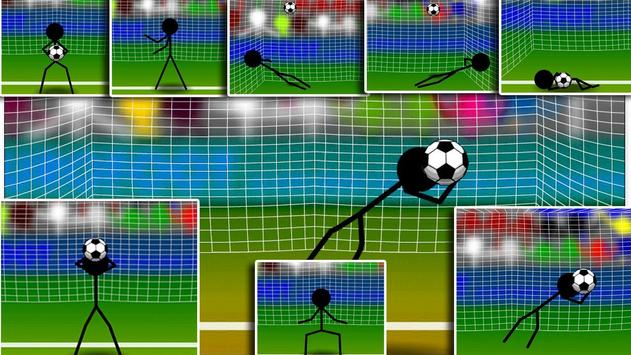 Super Stickman Goalkeepers apk screenshot