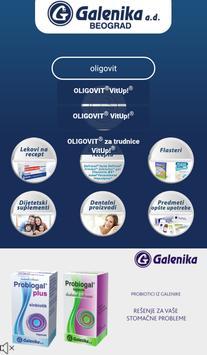 Galenika® screenshot 1