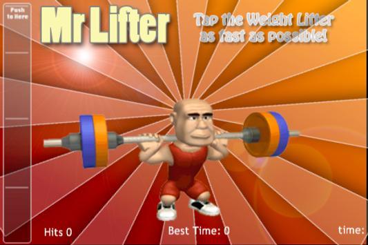 MrLifter screenshot 1