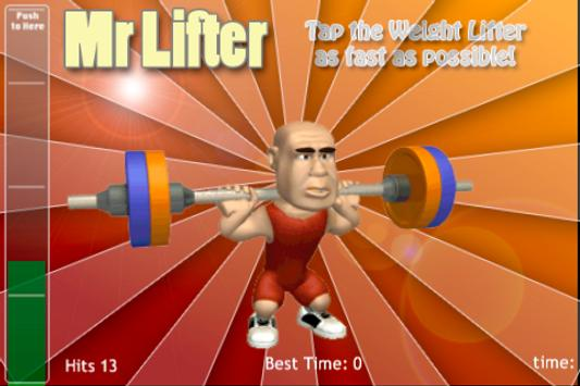 MrLifter screenshot 2