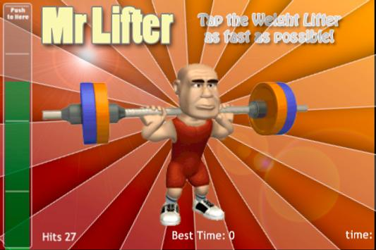 MrLifter screenshot 3