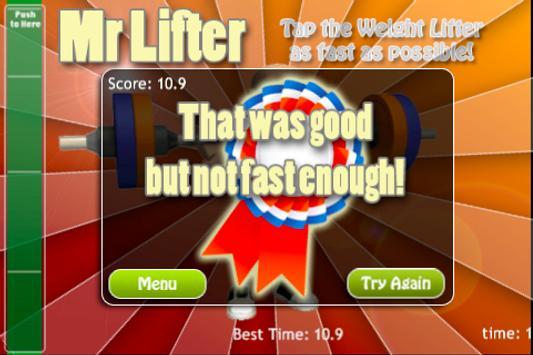 MrLifter screenshot 9