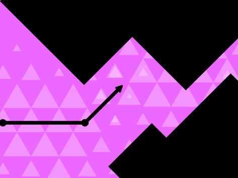 TRIANGLE RUNNER apk screenshot