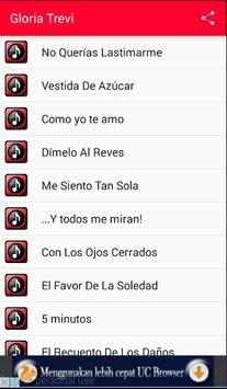 Gloria Trevi Letras Musica For Android Apk Download