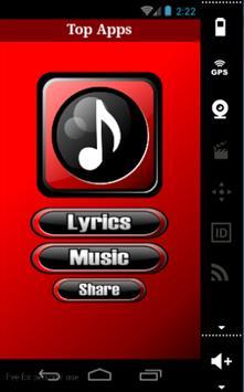 Shakira Musica apk screenshot