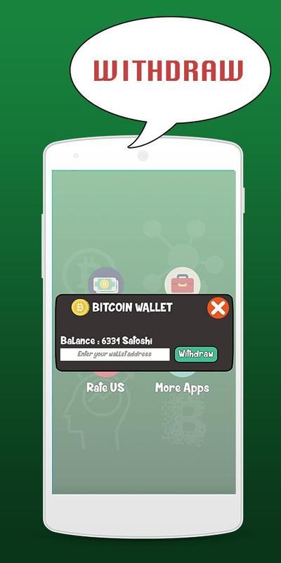 Free bitcoin button