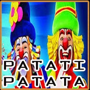 músicas de patati patata poster