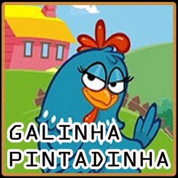 Canção completa da Galinha Pintadinha poster