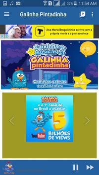 Galinha Pintadinha Músicas poster