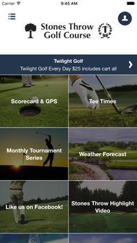 Stones Throw Golf Course screenshot 1