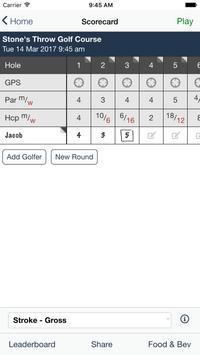 Stones Throw Golf Course screenshot 3
