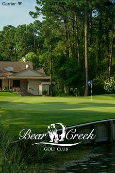 Bear Creek Golf Club poster