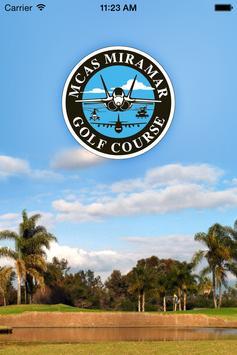 Miramar Memorial Golf Course poster