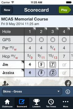 Miramar Memorial Golf Course screenshot 3